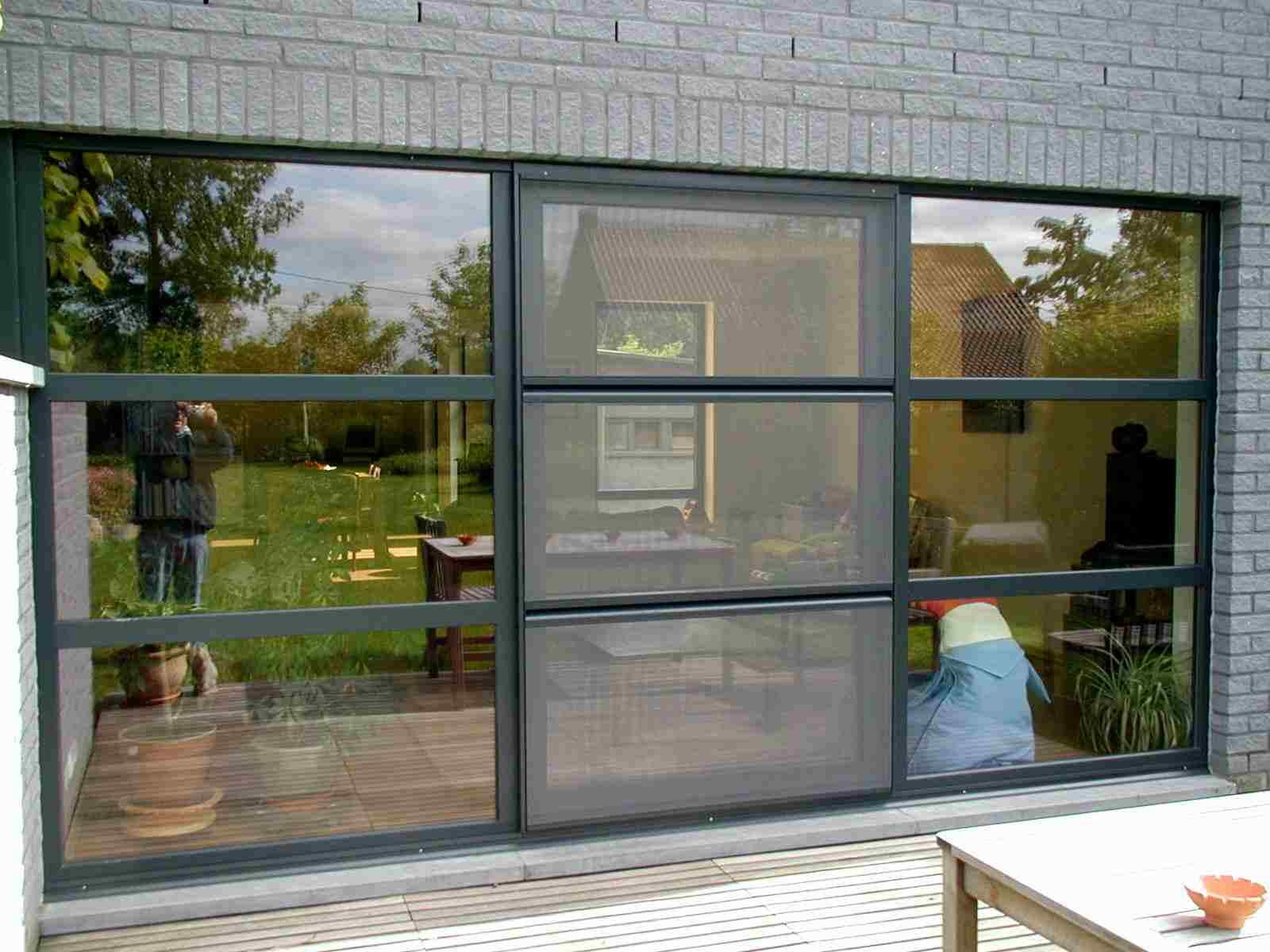 vliegenramen vliegendeuren alu windows. Black Bedroom Furniture Sets. Home Design Ideas